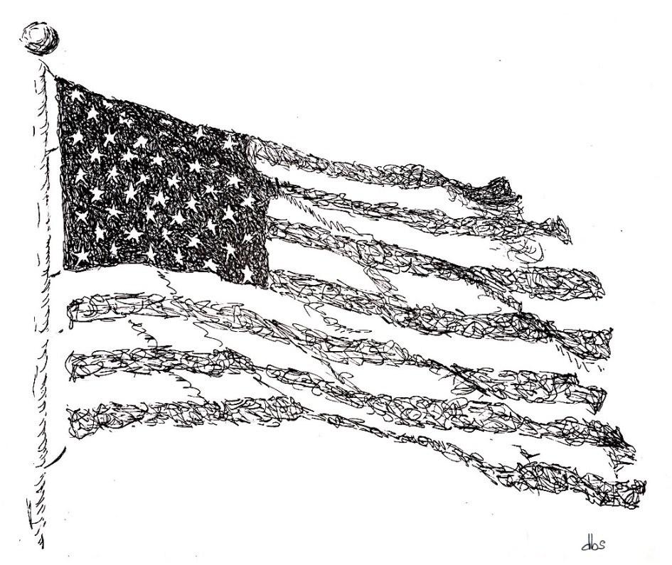 US Flag-40 pct
